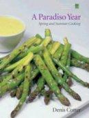Denis Cotter - COTTER:PARADISO YEAR-SPRING/SUMMER COOK. - 9780953535361 - V9780953535361