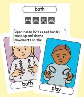 Smith, Cath - Let's Sign BSL Flashcards - 9780954238452 - V9780954238452