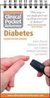 Anita Thynne - Clinical Pocket Reference: Diabetes - 9780954306564 - V9780954306564