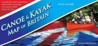 Knowles, Peter - Canoe Kayak Map of Britain - 9780955061431 - V9780955061431