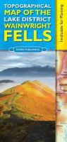 Knowles, Peter - Topographical Map of the Lake District Wainwright Fells - 9780955061479 - V9780955061479