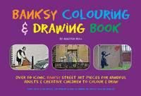 Bull, Martin - Banksy Colouring & Drawing Book - 9780955471278 - V9780955471278