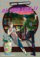 Kutsuwada, Chie - As You Like it (Manga Shakespeare) - 9780955816901 - V9780955816901