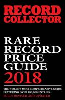 Ian Shirley - Rare Record Price Guide 2018 - 9780956063991 - V9780956063991