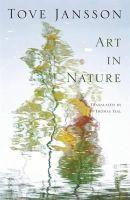 Jansson, Tove - Art in Nature - 9780956308696 - V9780956308696