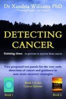 Williams, Xandria - Detecting Cancer - 9780956855237 - V9780956855237