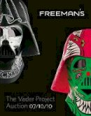 Dov Kelemer, Sarah Jo Marks - The Vader Project Auction Catalog: 100 Helmets/100 Artists - 9780991579013 - V9780991579013