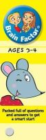 Vela Publications Ltd - Brain Factor Ages 3-4 - 9780992940706 - V9780992940706