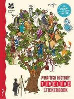LLOYD, CHRISTOPHER - The What on Earth/ Stickerbook Timeline of British History: From the Dinosaurs to the Present Day - 9780993019944 - V9780993019944