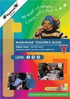 Fournier-Kelly, Emmanuelle, Albrecht, Coralie - Teacher's Guide -English Books Cosmoville Series: Teacher's Guide 2015: English Books Level 1-2-3 - 9780993220852 - V9780993220852