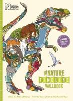 Lloyd, Christopher - The Nature Timeline Wallbook: Unfold the Story of Nature - From the Dawn of Life to the Present Day - 9780993284793 - V9780993284793