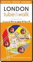 Quickmap - London Tube and Walk (All-on-One) - 9780993359835 - V9780993359835