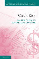 Capiński, Marek, Zastawniak, Tomasz - Credit Risk (Mastering Mathematical Finance) - 9781107002760 - V9781107002760