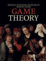 Maschler, Michael, Solan, Eilon, Zamir, Shmuel - Game Theory - 9781107005488 - V9781107005488