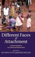 - Different Faces of Attachment: Cultural Variations on a Universal Human Need - 9781107027749 - V9781107027749