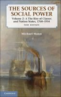 Mann, Michael - The Sources of Social Power: Volume 2, The Rise of Classes and Nation-States, 1760-1914 - 9781107031180 - V9781107031180