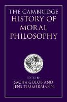 - The Cambridge History of Moral Philosophy - 9781107033054 - V9781107033054