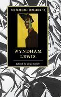 - The Cambridge Companion to Wyndham Lewis (Cambridge Companions to Literature) - 9781107053984 - V9781107053984
