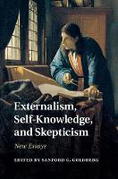 - Externalism, Self-Knowledge, and Skepticism: New Essays - 9781107063501 - V9781107063501