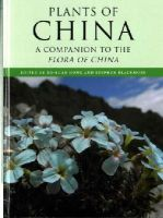 - Plants of China: A Companion to the Flora of China - 9781107070172 - V9781107070172