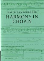 Damschroder, David - Harmony in Chopin - 9781107108578 - V9781107108578