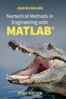 Kiusalaas, Jaan - Numerical Methods in Engineering with MATLAB® - 9781107120570 - V9781107120570