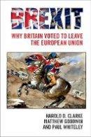 Clarke, Harold D.; Goodwin, Matthew; Whiteley, Paul F. - Brexit - 9781107150720 - V9781107150720