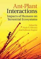 - Ant-Plant Interactions: Impacts of Humans on Terrestrial Ecosystems - 9781107159754 - V9781107159754