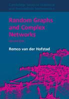 Hofstad, Remco van der - Random Graphs and Complex Networks: Volume 1 (Cambridge Series in Statistical and Probabilistic Mathematics) - 9781107172876 - V9781107172876