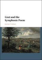Cormac, Joanne - Liszt and the Symphonic Poem - 9781107181410 - V9781107181410