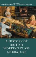 - A History of British Working Class Literature - 9781107190405 - V9781107190405
