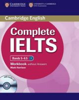 Harrison, Mark - Complete IELTS Bands 5-6.5 Workbook without Answers with Audio CD - 9781107401969 - V9781107401969