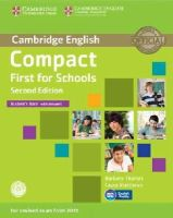 Thomas, Barbara, Matthews, Laura - Compact First for Schools Student's Book with Answers with CD-ROM - 9781107415607 - V9781107415607
