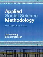 Gerring, John, Christenson, Dino - Applied Social Science Methodology: An Introductory Guide - 9781107416819 - V9781107416819