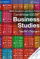 Houghton, Medi, Fisher, Mark - Cambridge IGCSE® Business Studies Teacher's Resource CD-ROM (Cambridge International Examinations) - 9781107425354 - V9781107425354