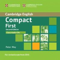 May, Peter - Compact First Class Audio CDs (2) - 9781107428522 - V9781107428522