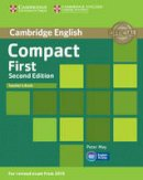 May, Peter - Compact First Teacher's Book - 9781107428577 - V9781107428577