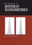 Greenberg, Edward - Introduction to Bayesian Econometrics - 9781107436770 - V9781107436770