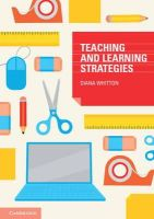 Whitton, Diana - Teaching and Learning Strategies - 9781107441187 - V9781107441187