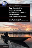 - Decision-Making in Conservation and Natural Resource Management: Models for Interdisciplinary Approaches (Conservation Biology) - 9781107465381 - V9781107465381