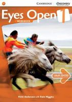 Anderson, Vicki - Eyes Open Level 1 Workbook with Online Practice - 9781107467330 - V9781107467330
