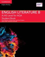 Atherton, Carol, Green, Andrew, Snapper, Gary - A/AS Level English Literature B for AQA Student Book - 9781107468023 - V9781107468023