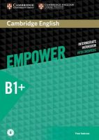 Anderson, Peter - Cambridge English Empower Intermediate Workbook with Answers with Downloadable Audio - 9781107468696 - V9781107468696
