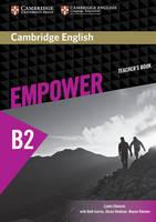 Edwards, Lynda - Cambridge English Empower Upper Intermediate Teacher's Book - 9781107468917 - V9781107468917