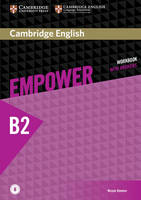 Rimmer, Wayne - Cambridge English Empower Upper Intermediate Workbook with Answers with Downloadable Audio - 9781107469044 - V9781107469044