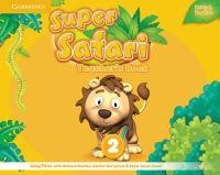 Frino, Lucy - Super Safari Level 2 Teacher's Book - 9781107476905 - V9781107476905