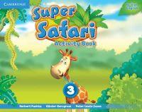 Puchta, Herbert, Gerngross, Günter, Lewis-Jones, Peter - Super Safari Level 3 Activity Book - 9781107477087 - V9781107477087