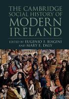 - The Cambridge Social History of Modern Ireland - 9781107479401 - 9781107479401
