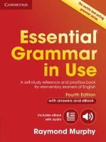 Murphy, Raymond - Essential Grammar in Use with Answers and Interactive eBook - 9781107480537 - V9781107480537