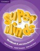Puchta, Herbert, Gerngross, Günter, Lewis-Jones, Peter - Super Minds Level 6 Workbook with Online Resources - 9781107483057 - V9781107483057
